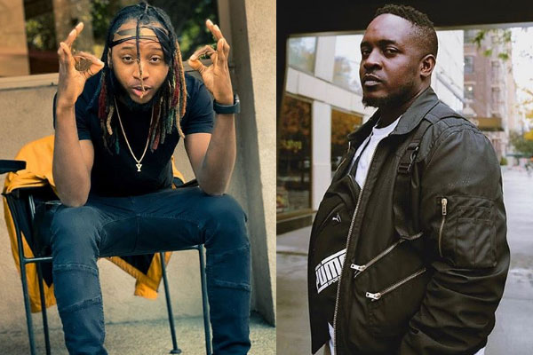 Rapper Yung6ix calls out M.I Abaga for refusing to support his record.