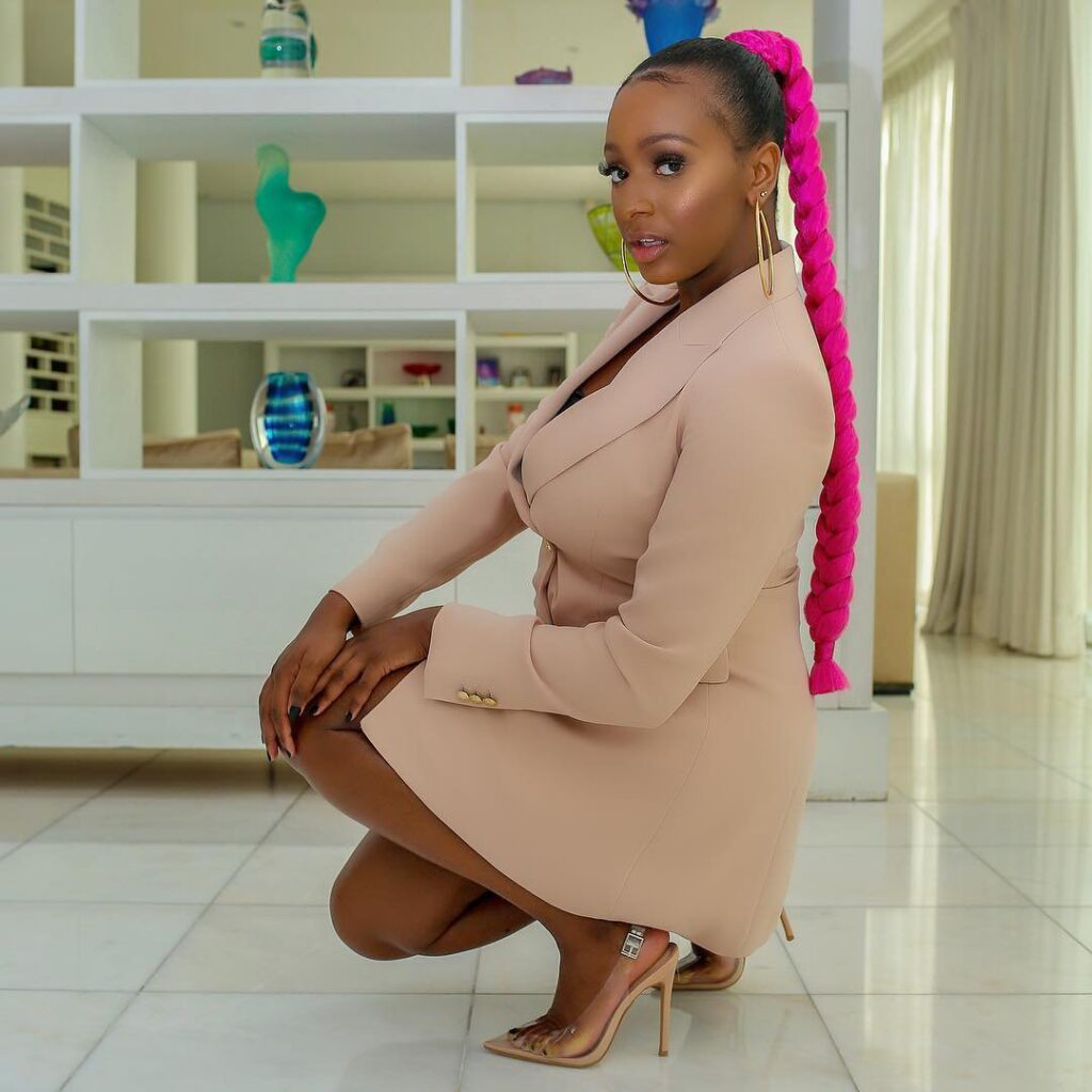 """DJ Cuppy- """"Cupcakes, someone is trying to wifey me in 2020 o"""""""