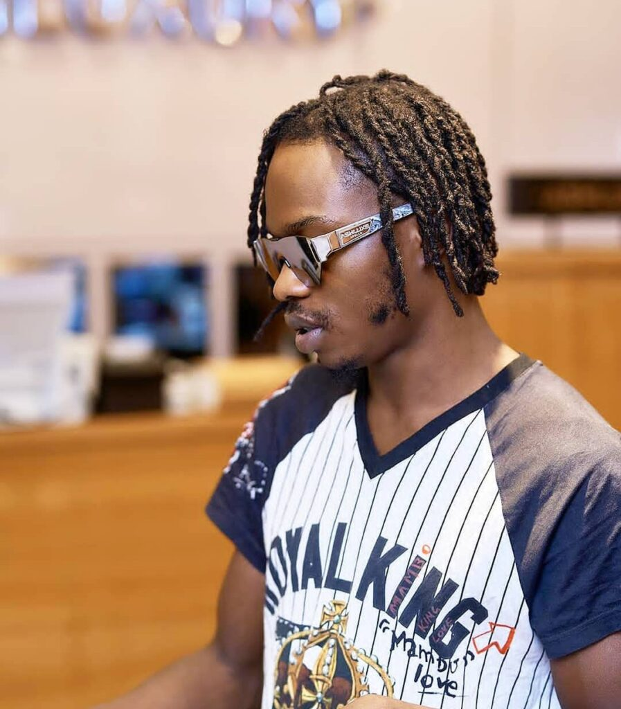 """""""Our only job as a youth is to fight corruption""""- Naira Marley"""
