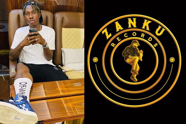 zlatan ibile launches his own record label, Zanku Records