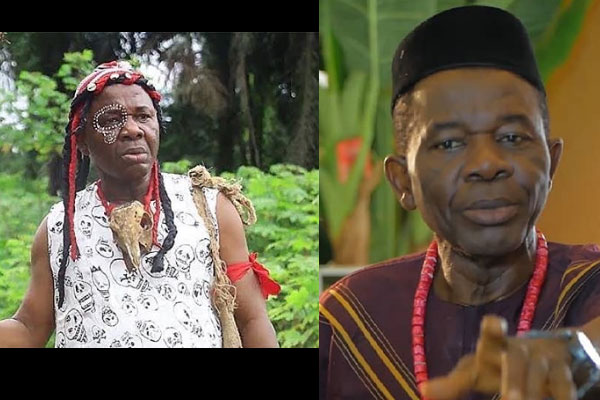 Nollywood actor, Chief Chiwetalu Agu dismisses rumors about him being sick or dead