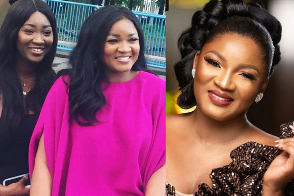 Omotola Jalade-ekeinde and Daughter Meraiah are a year older todayOmotola Jalade-ekeinde and Daughter Meraiah are a year older today