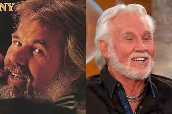 Country music singer, Kenny Rogers passes on at  81yrs