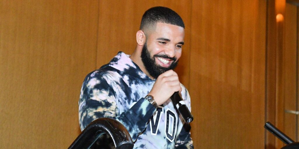 Drake confirms coronavirus test results on Instagram Live with his father
