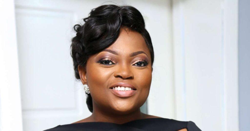 Funke Akindele-Bello celebrates stepson's birthday with lovely words