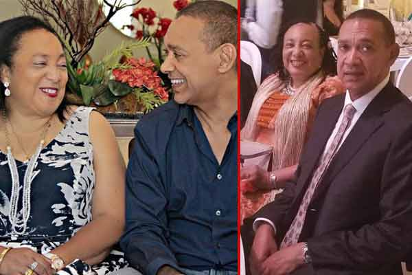 Media mogul and politician, Senator Ben Murray-Bruce has just announced the loss of his wife, Evelyn to cancer
