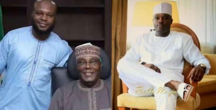 COVID-19: Atiku's Son, Mohammed Abubakar Tests Negative