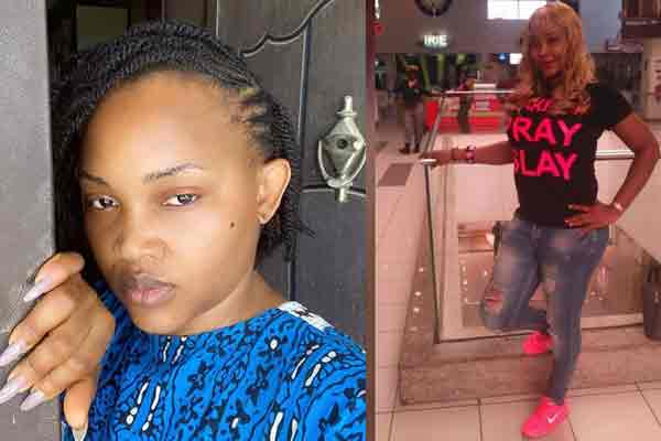 Mercy Aigbe loses sister