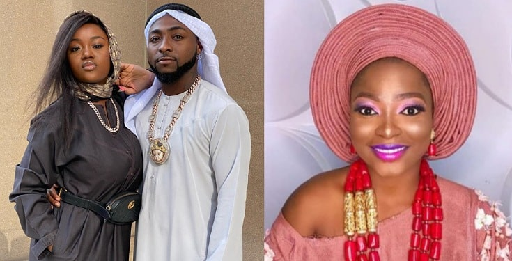 """Davido just wanted to be on the headlines, Chioma was never positive""- Lady claims"