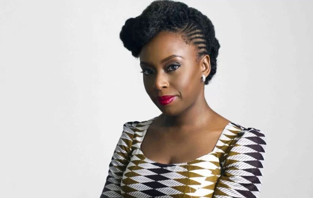 Chimamanda Adichie reveals she worries each time her doctor husband leaves for work
