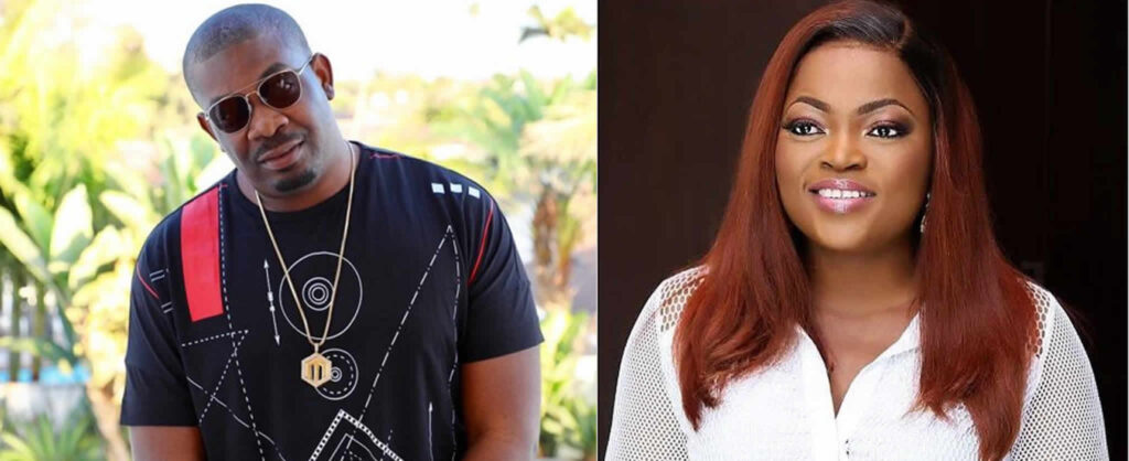 Don Jazzy commends Funke Akindele for making a mistake and owning up to it