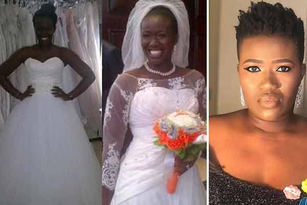 real warri pikin shares story behind her 20k rented wedding dress