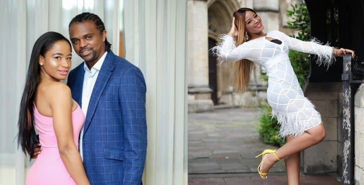 Kanu Nwankwo celebrates his wife Amara with sweet words as she turns 34