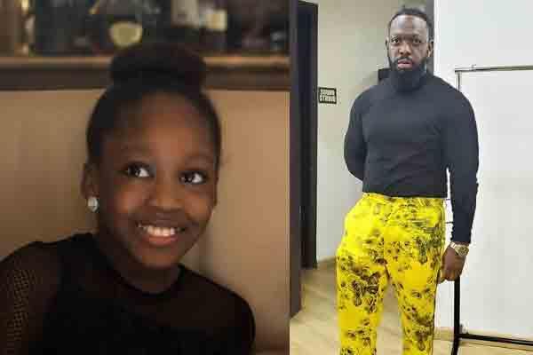 Birthday: Timaya celebrates his daughter, Emma
