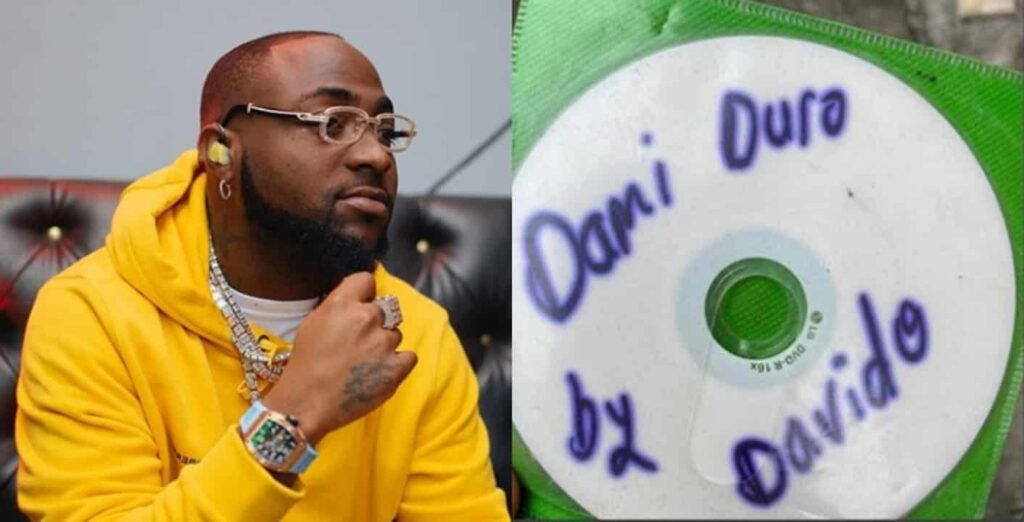 Davido Recalls How He Gave His DAMI DURO Demo To Cecil Hammond In 2011 Hoping To Get Signed