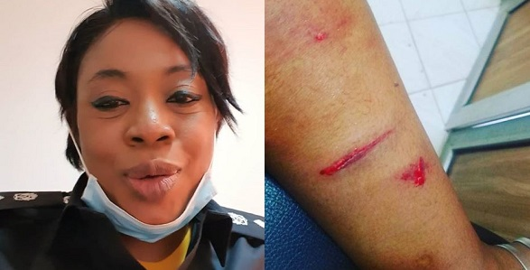 Lagos Police PRO, Dolapo Badmus Warns Against Domestic Violence