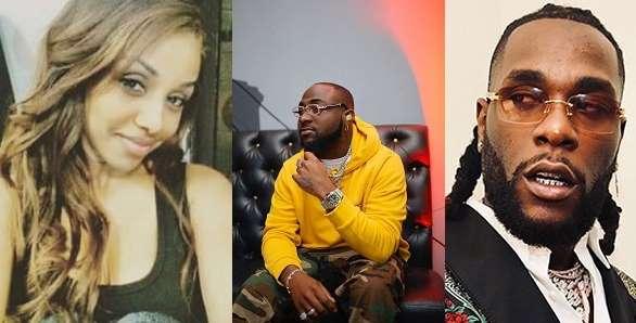 """Davido Is The King Of Africa, Stop calling Burna Boy the Africa Giant"" – Konjo Leyla"