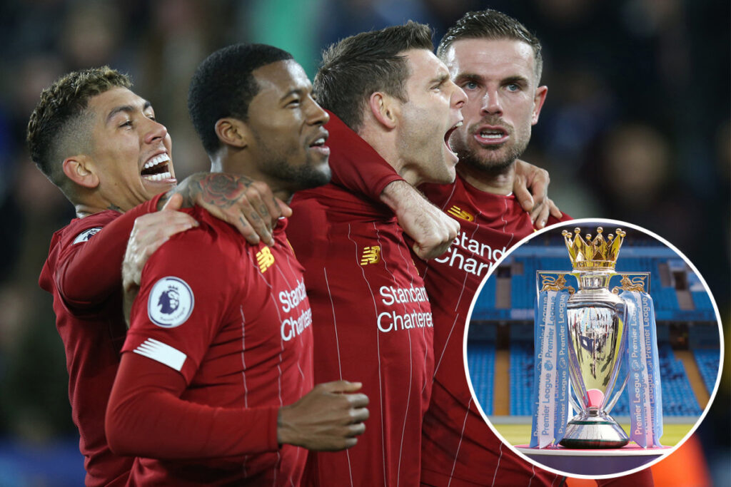 RED CARPET: Liverpool to lift first Premier League trophy without fans