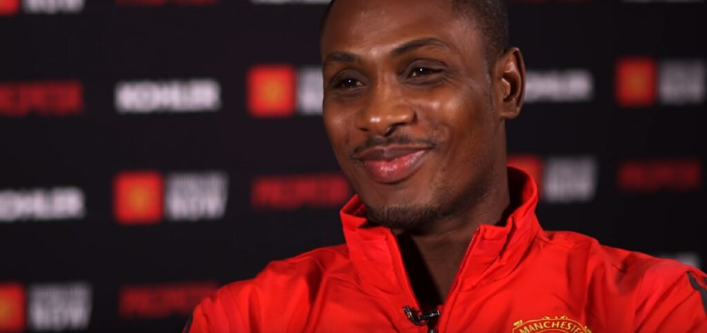 Nigerian striker, Odion Ighalo's permanent move to Manchester United is now in doubt with his parent club, Shanghai