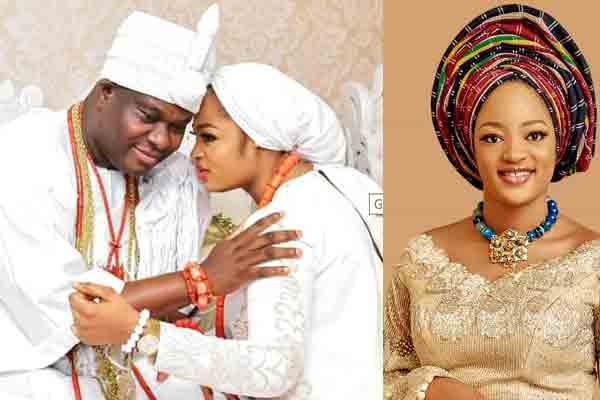 Queen Naomi dispels divorce rumors with Oni of Ife