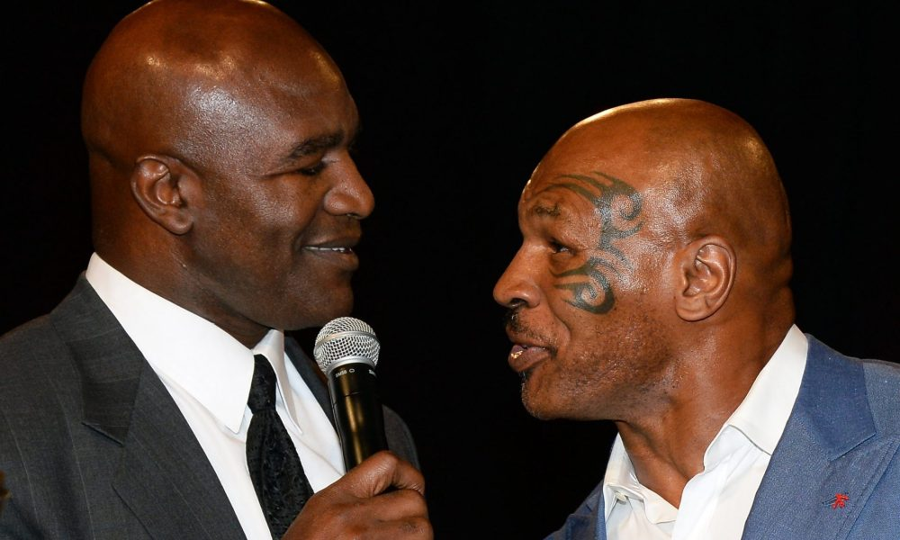 Evander Holyfield: 'Yes, I want to fight Mike Tyson'