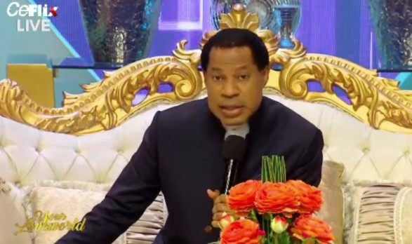 Wearing face mask about is an embarrassment to science – Pastor Chris Oyakhilome (Video)