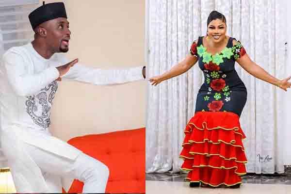 Birthday:Adeniyi Johnson celebrates his wife, ASHABI