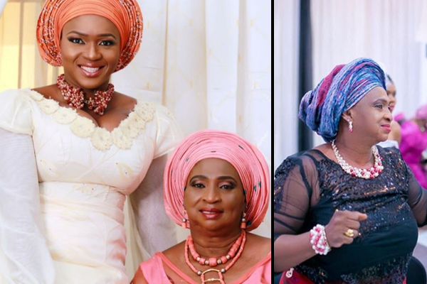 Birthday: Waje celebrates her mum as she turns a year older today