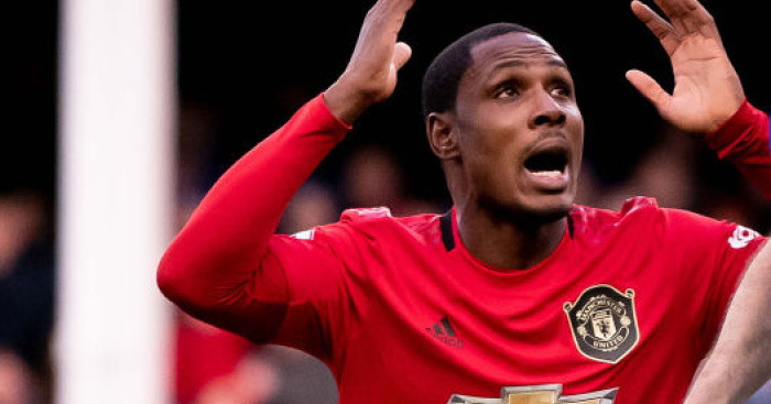 Manchester United 'fail' to agree loan extension with Shanghai Shenhua for Odion Ighalo