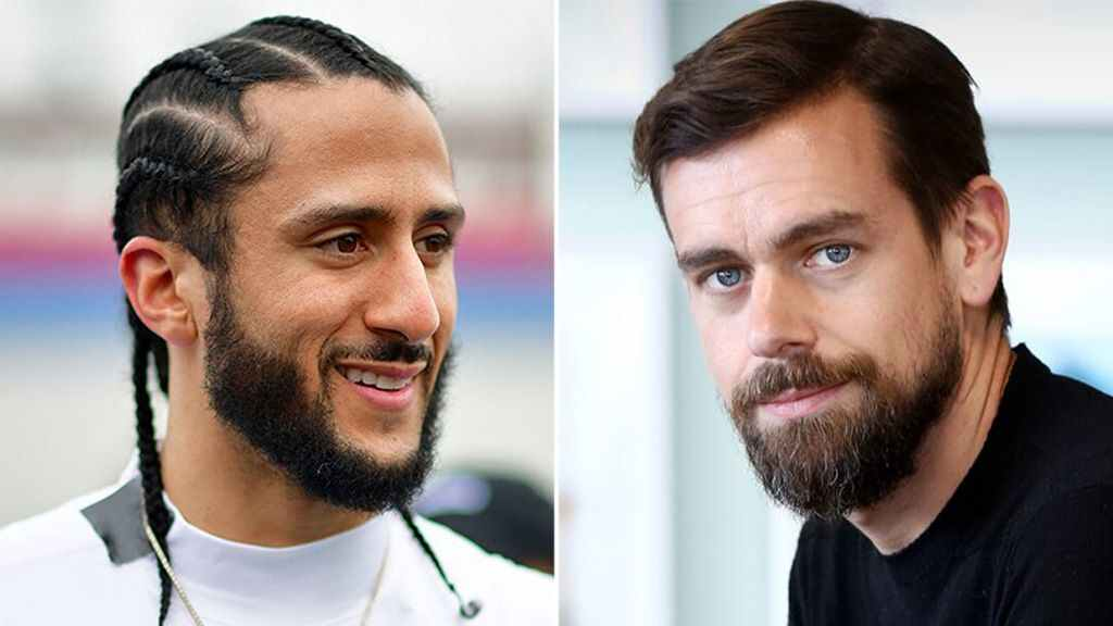 Twitter CEO Jack Dorsey donates $3Million to Colin Kaepernick's 'Know Your Rights' camp