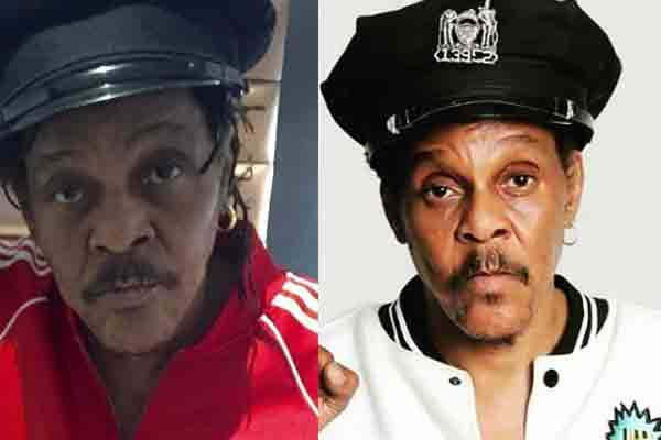 Music Legend, Majek Fashek passes on