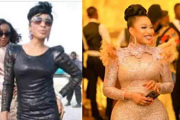 Tonto Dikeh defends her body enhancement surgeries