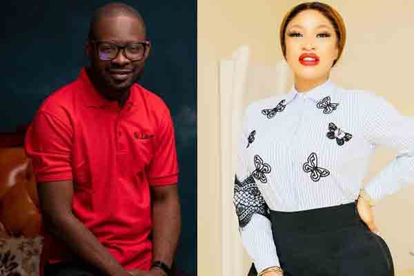 Tonto Dikeh to her surgeon; 'Thanks for my bum and hips'