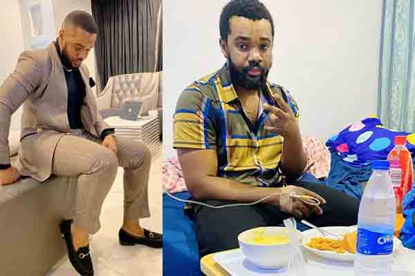 Williams Uchemba: I was under immense stress