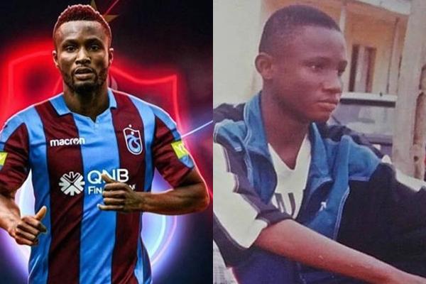 Young John Mikel Obi