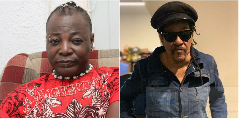 Majek Fashek was a 'lyrical wizard'- Charlyboy