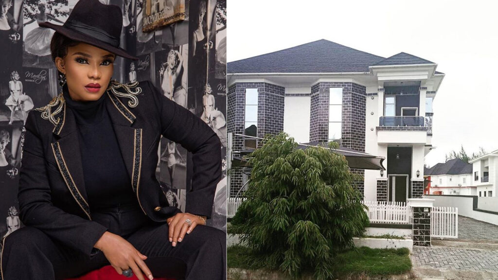 Actress Olori Iyabode Omo ladukeade acquires new multi-million Naira property