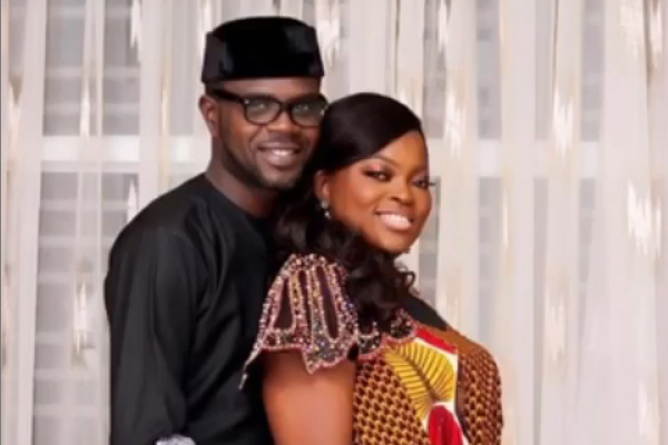 JJC skillz gushes over his wife, Funke Akindele