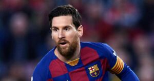 Messi will finish career at Barcelona, says club president