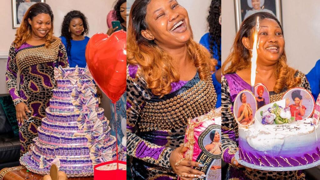Photos from Actress, Mercy Ebosele's birthday celebration