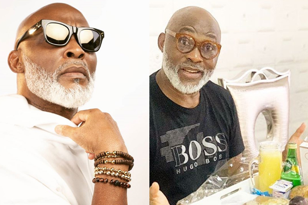 RMD threatens to post 59 photos on IG as he celebrates his 59th birthday today